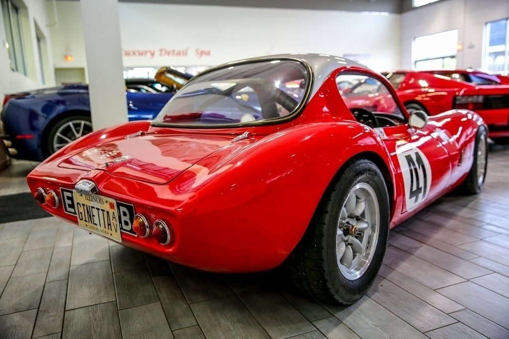 Pre-Owned 1963 Ginetta G4