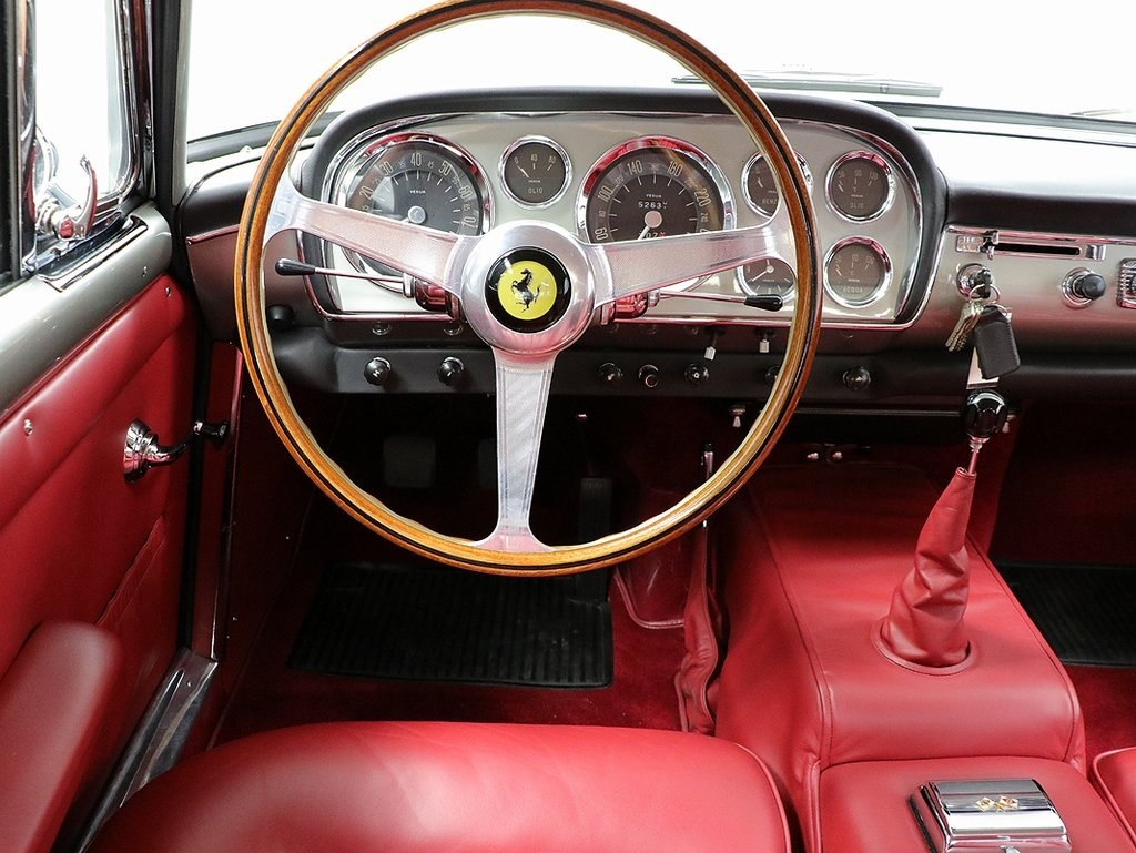 Pre-Owned 1960 Ferrari 250 PF COUPE SERIES 2