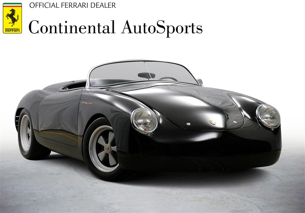 Pre-Owned 1965 Porsche 356 SPEEDSTER Convertible