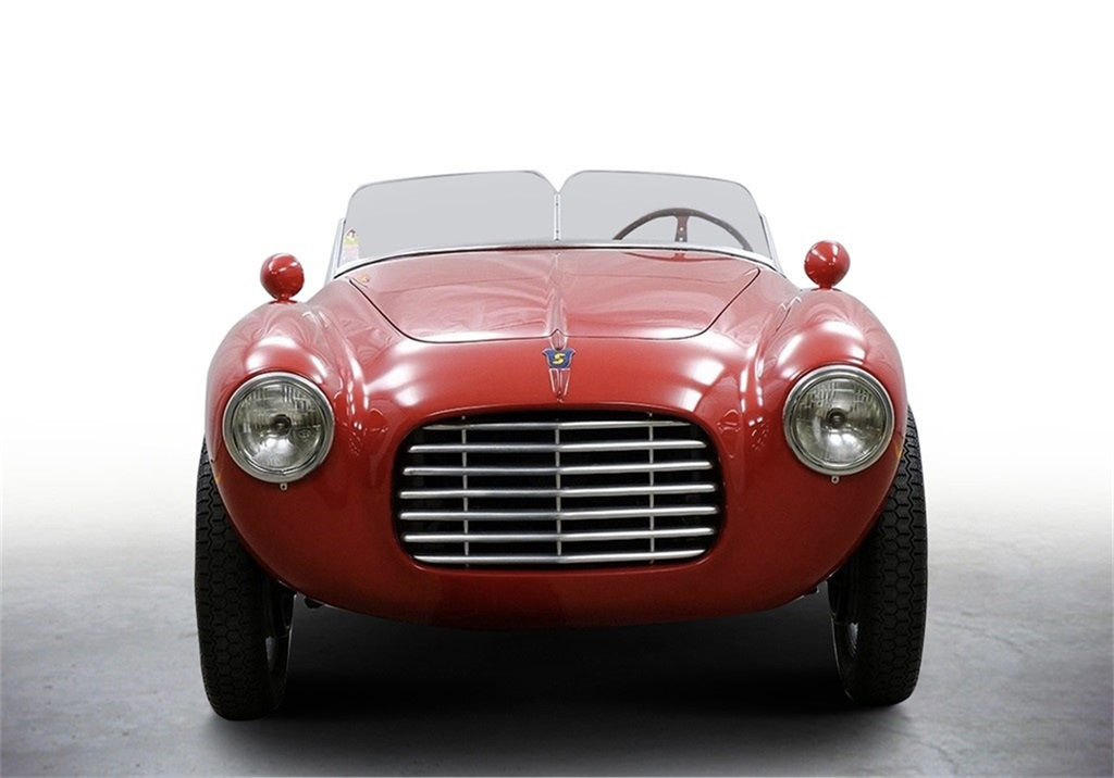 Pre-Owned 1952 Siata 300BC Barchetta Sport Spider