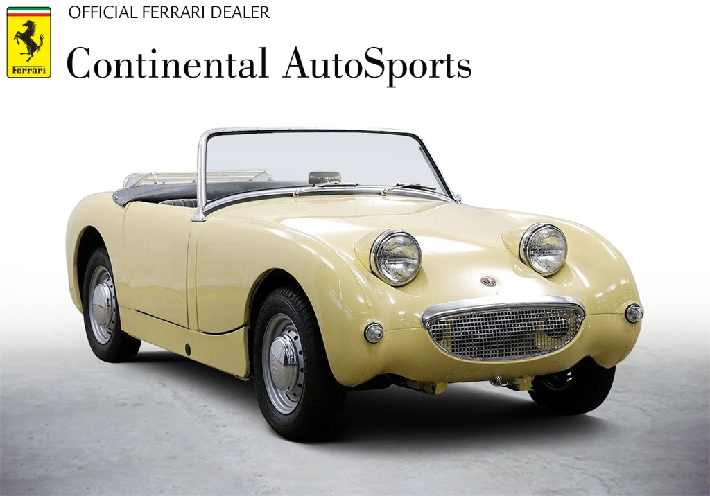 Pre-Owned 1961 Austin-Healey Sprite 2-DR Coupe