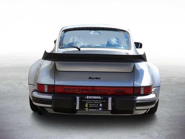 Pre-Owned 1979 Porsche 930 Turbo