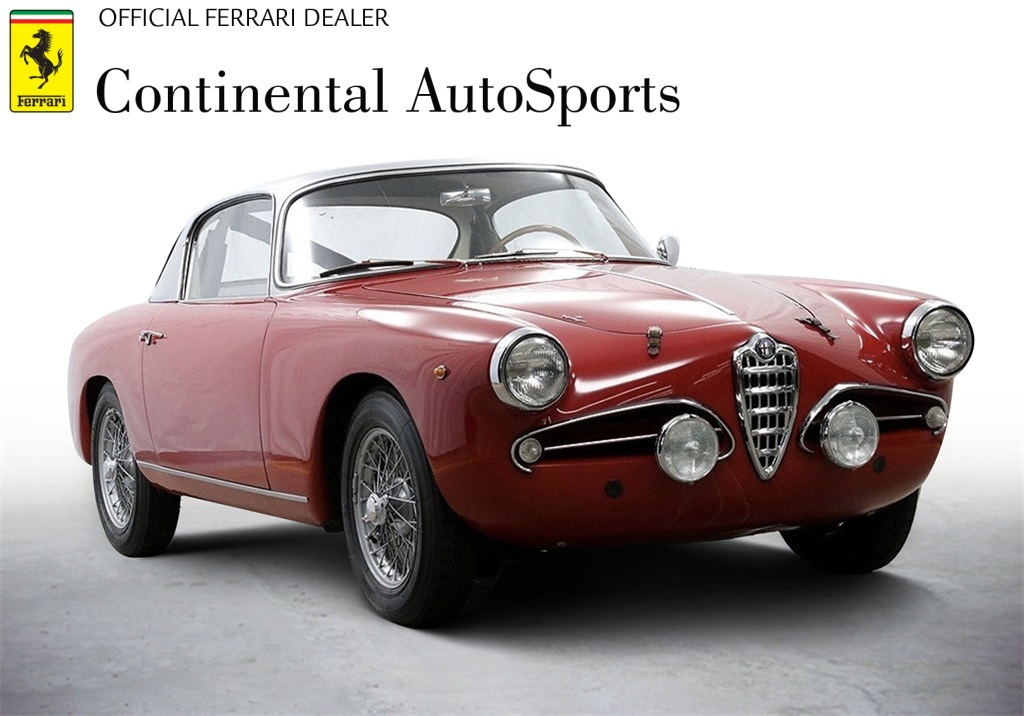 Pre-Owned 1957 Alfa Romeo 1900 SSC 1900SSC
