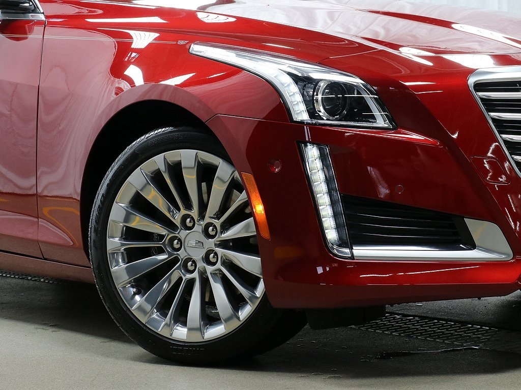 Pre-Owned 2017 Cadillac CTS Premium Luxury