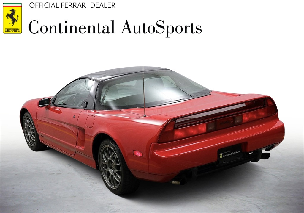 Pre-Owned 1999 Acura NSX Alex Zanardi Edition
