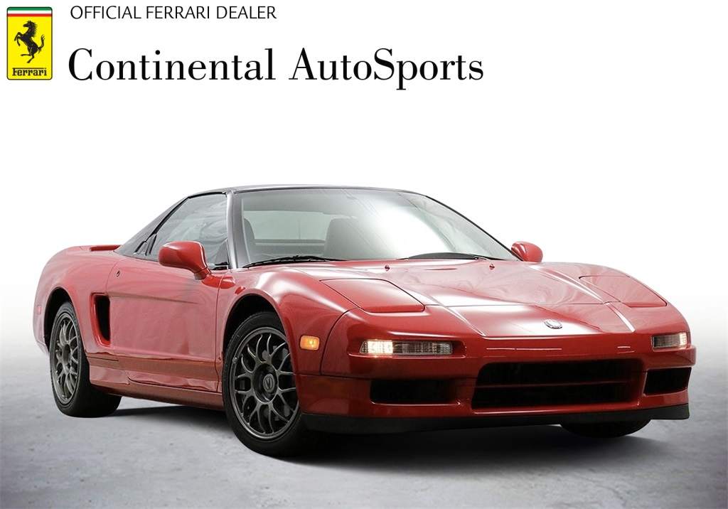 Pre-Owned 1999 Acura NSX Alex Zanardi Edition RWD 2D Coupe