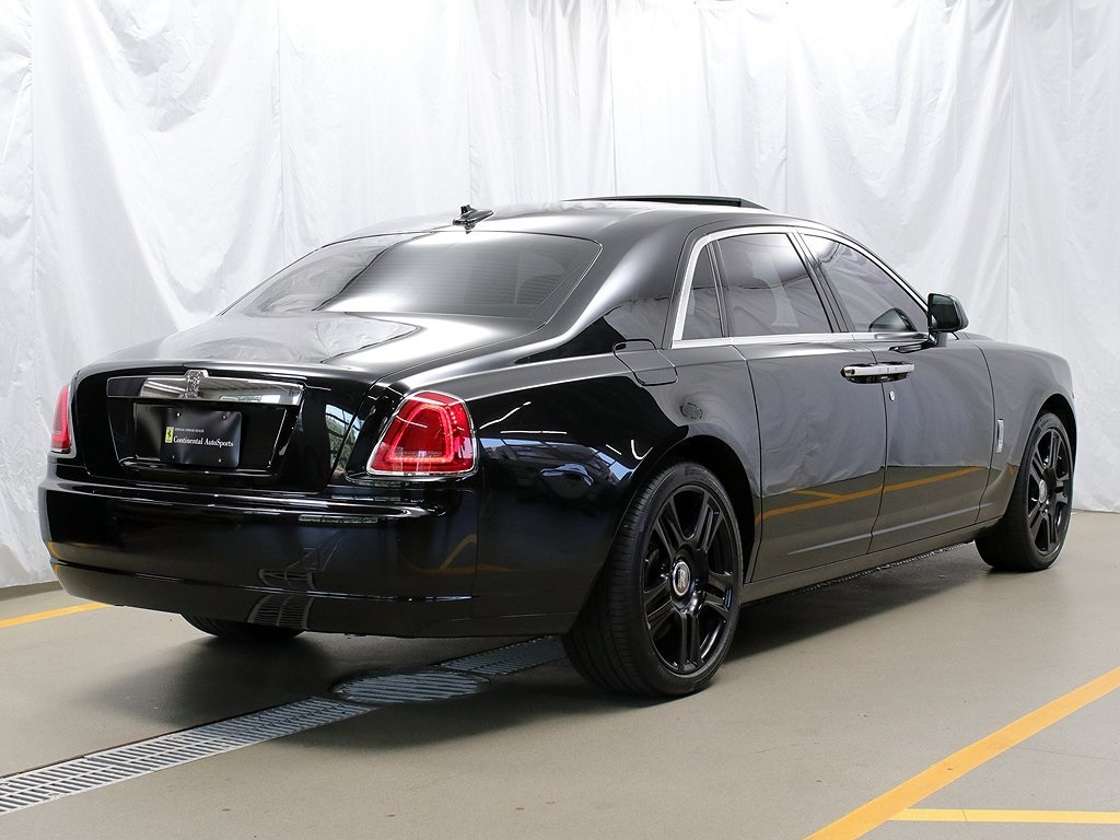 Pre-Owned 2015 Rolls-Royce Ghost Base