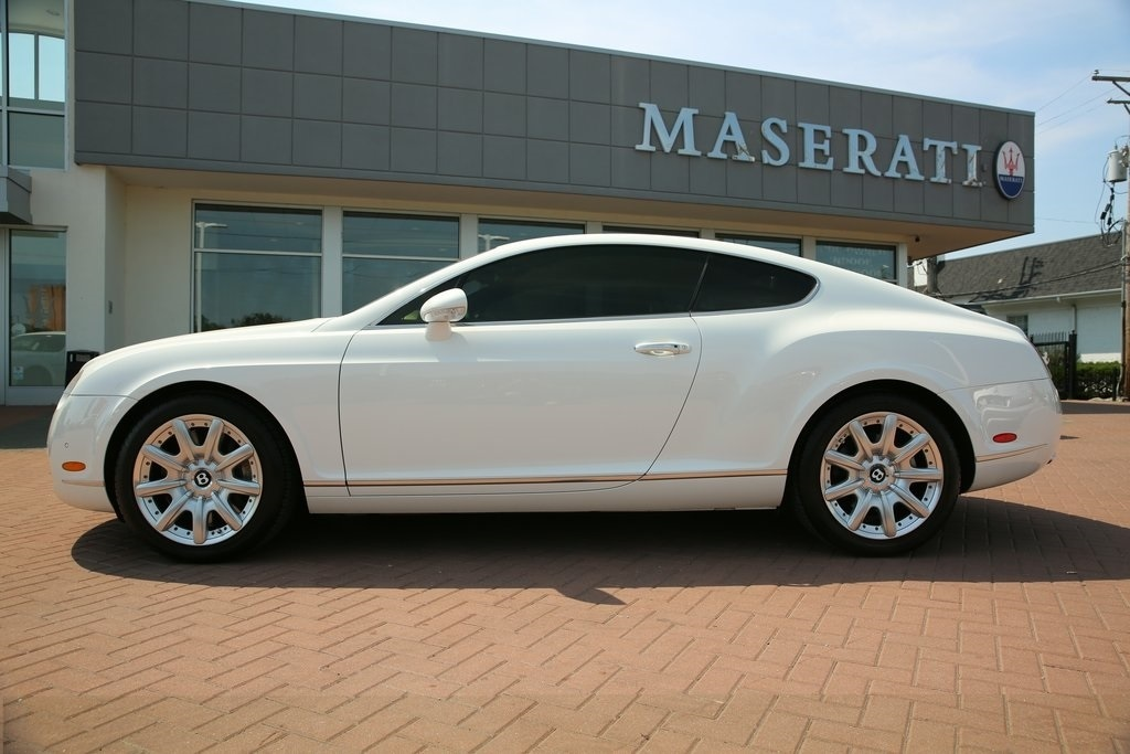 Pre-Owned 2005 Bentley Continental GT Base