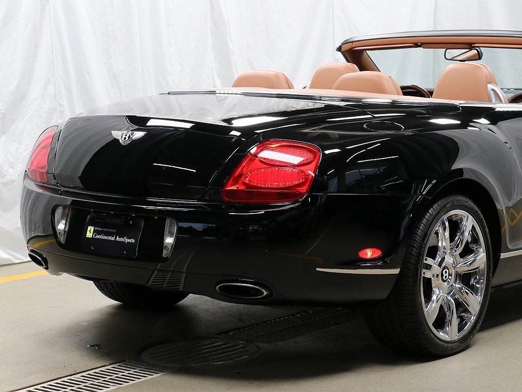 Pre-Owned 2007 Bentley Continental GTC Base