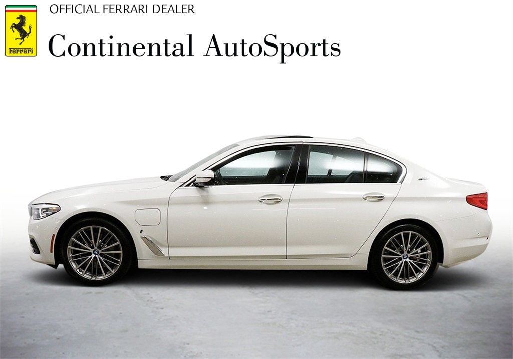Pre-Owned 2018 BMW 5 Series 530e xDrive iPerformance