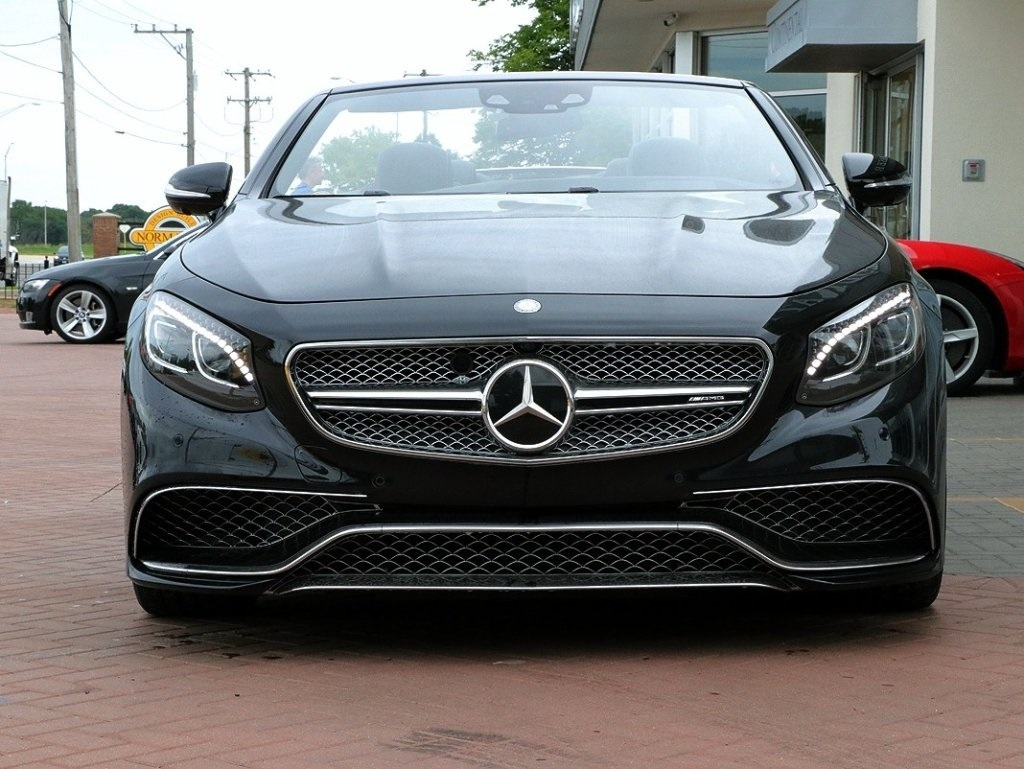 Pre-Owned 2017 Mercedes-Benz S-Class S 65 AMG®