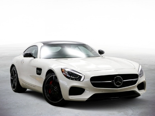 Pre-Owned 2016 Mercedes-Benz AMG® GT S