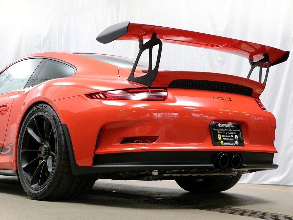 Pre-Owned 2016 Porsche 911 GT3 RS