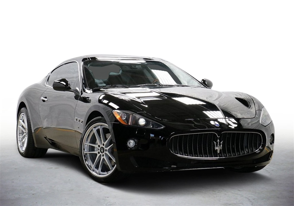 Pre-Owned 2008 Maserati GranTurismo Base With Navigation