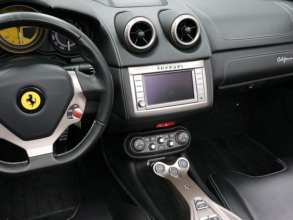 Certified Pre-Owned 2012 Ferrari California Base