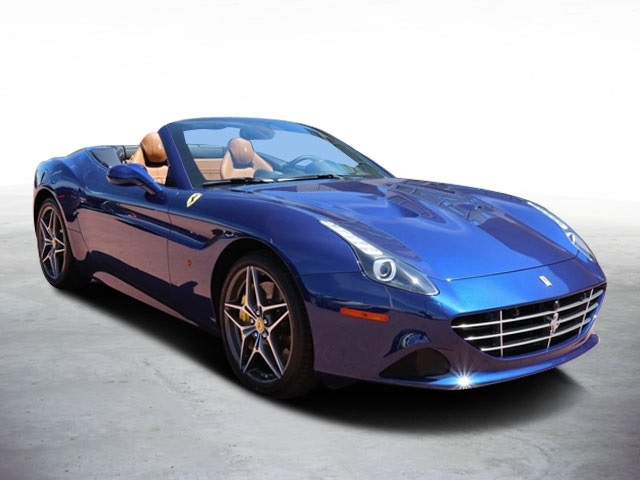 Certified Pre Owned 2015 Ferrari California T 2d Convertible In
