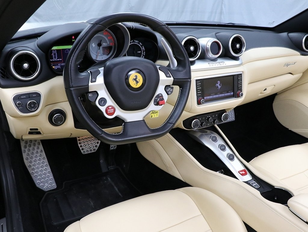 Pre-Owned 2016 Ferrari California T
