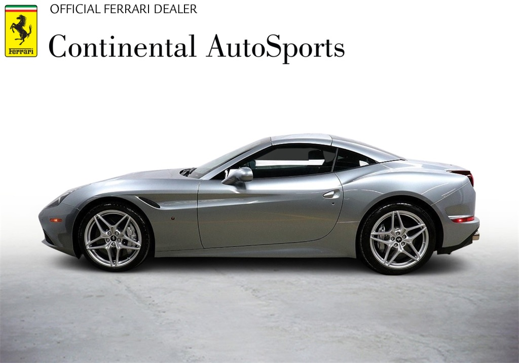 Certified Pre-Owned 2016 Ferrari California T