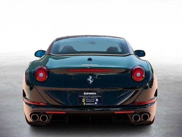 Certified Pre-Owned 2018 Ferrari California T