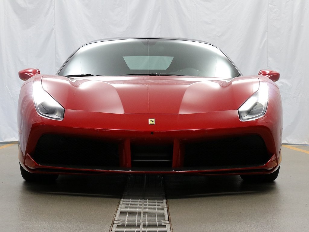 Pre-Owned 2018 Ferrari 488 GTB Base