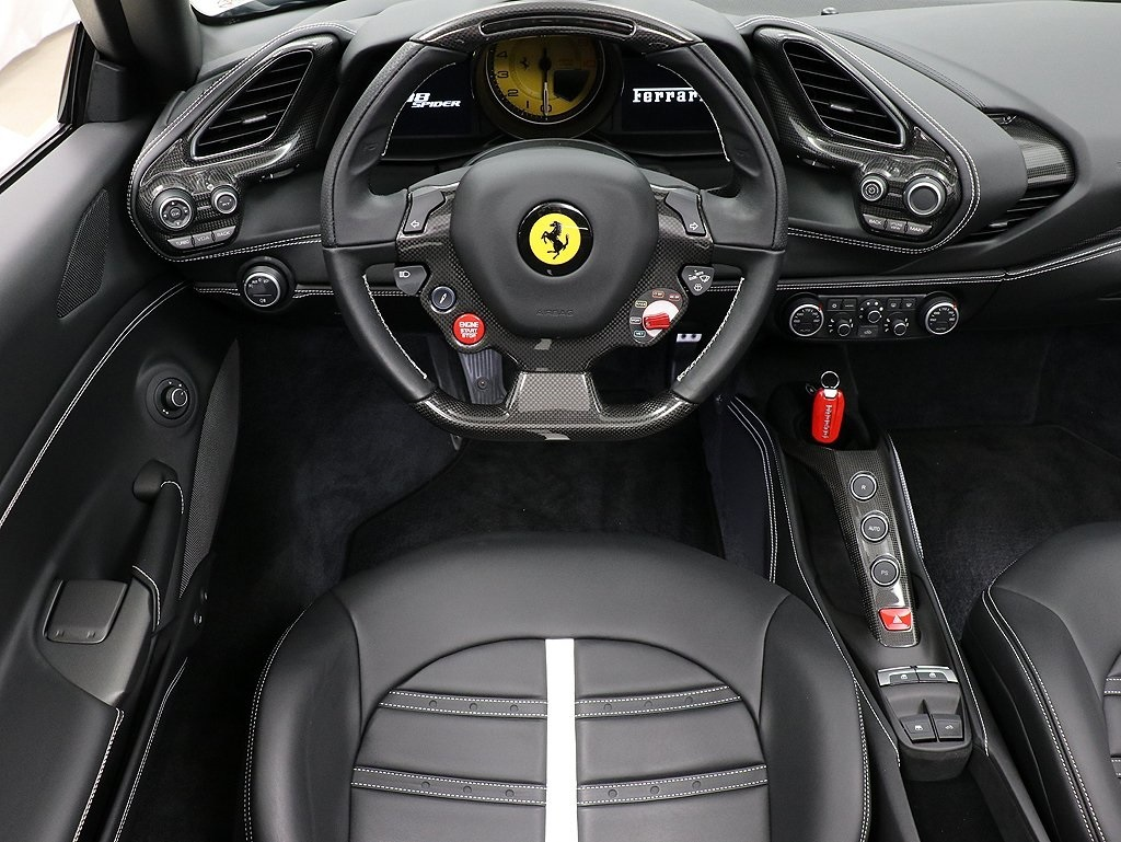 Certified Pre-Owned 2019 Ferrari 488 Spider Base