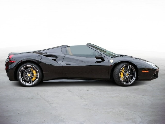 Pre-Owned 2017 Ferrari 488 Spider Base