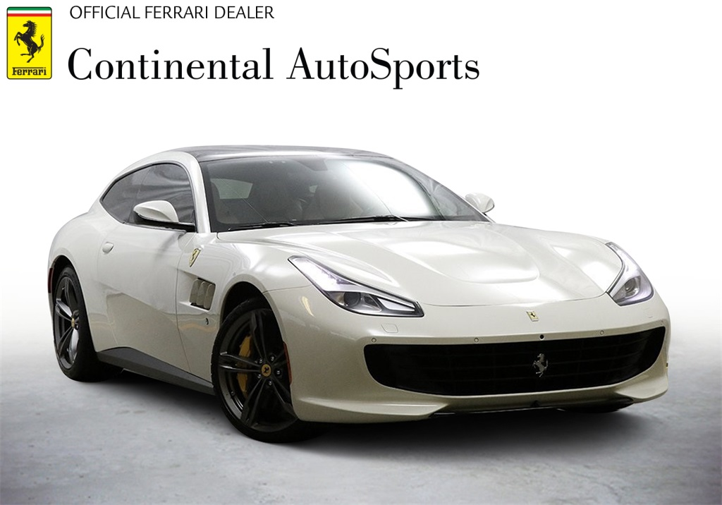 Certified Pre-Owned 2019 Ferrari GTC4Lusso V12 With Navigation & AWD