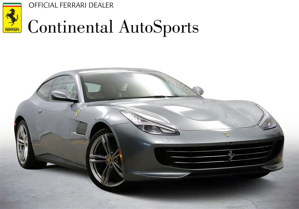 Certified Pre-Owned 2018 Ferrari GTC4Lusso V12 With Navigation & AWD