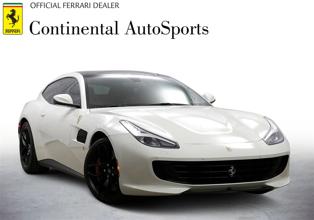 Certified Pre-Owned 2018 Ferrari GTC4Lusso T With Navigation