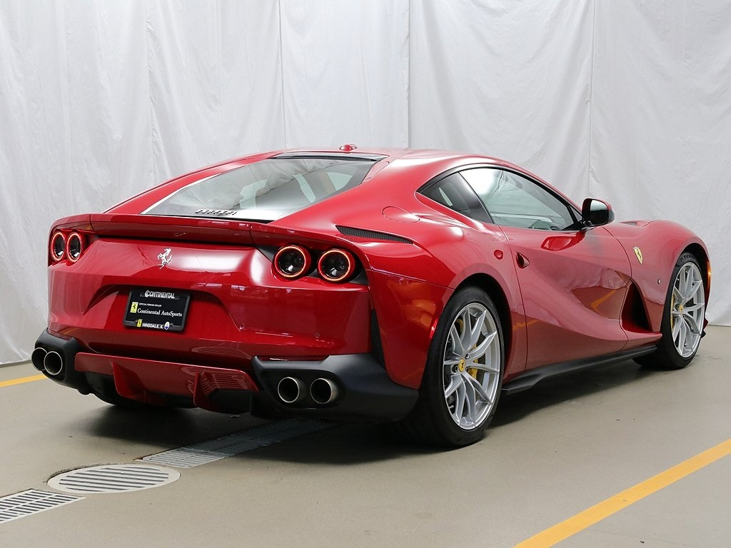 Certified Pre-Owned 2018 Ferrari 812 Superfast Base