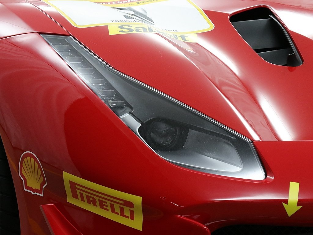 Pre-Owned 2020 Ferrari 488 GTB CHALLENGE RACE CAR
