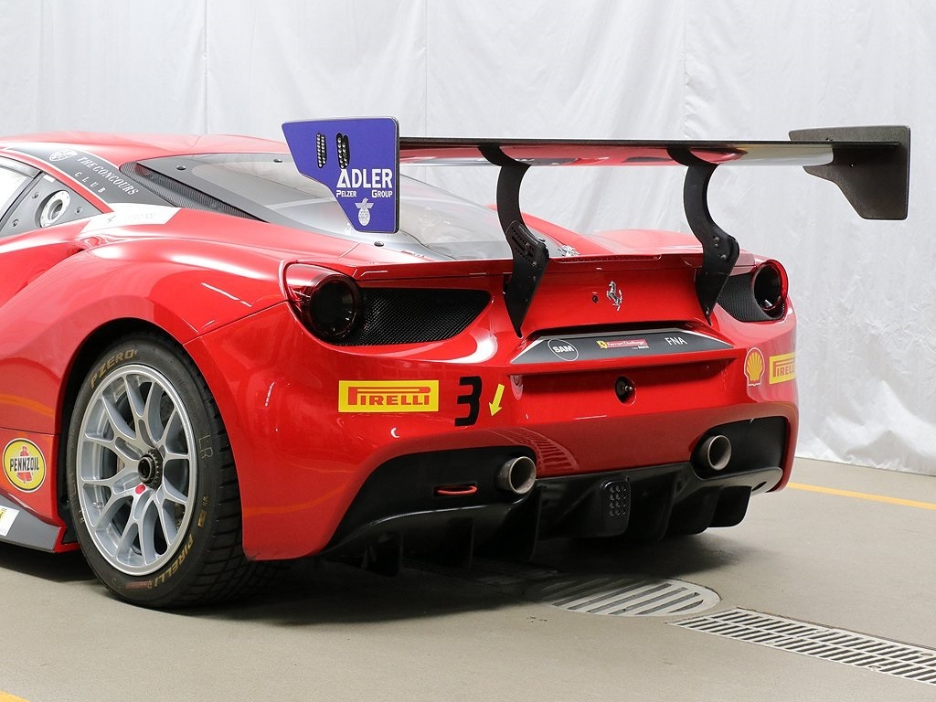 Pre-Owned 2020 Ferrari CHALLENGE RACE CAR