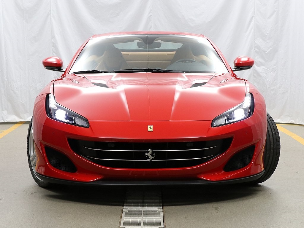Certified Pre-Owned 2019 Ferrari Portofino Base