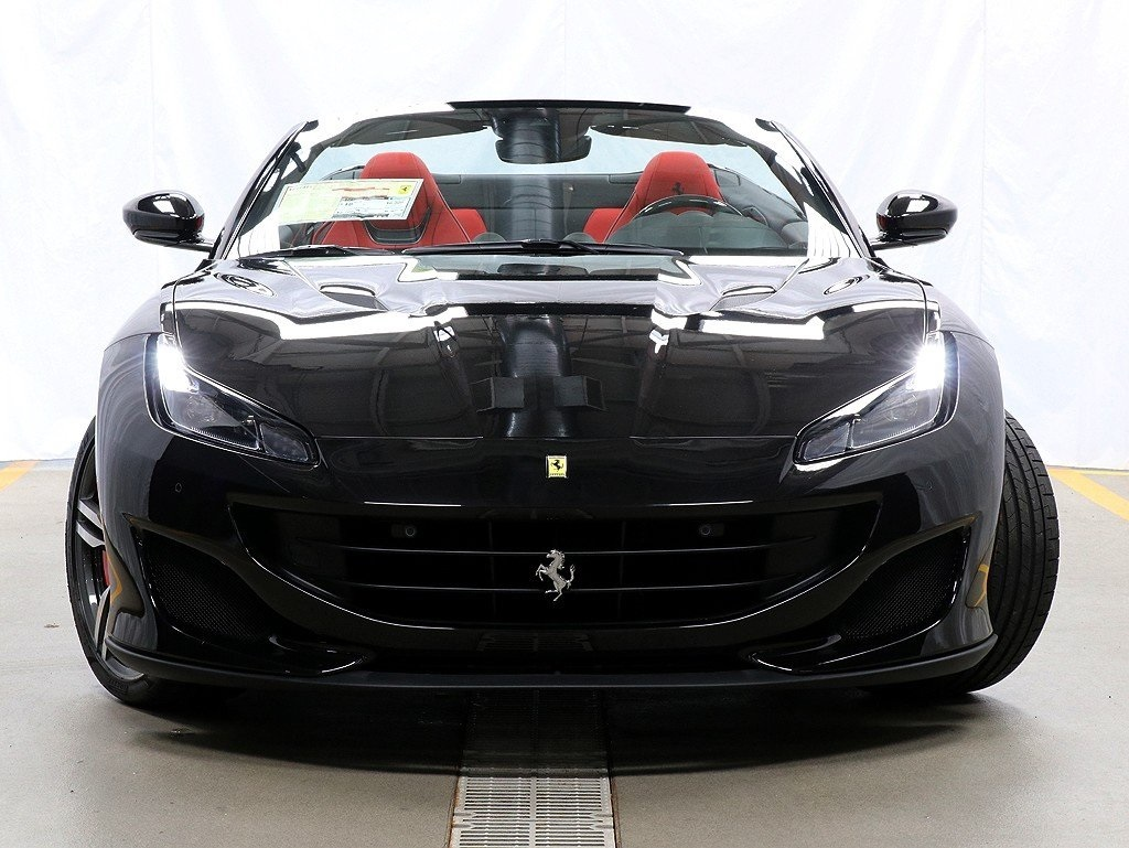 Certified Pre-Owned 2020 Ferrari Portofino Base