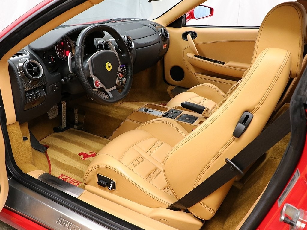 Pre-Owned 2007 Ferrari F430 Berlinetta