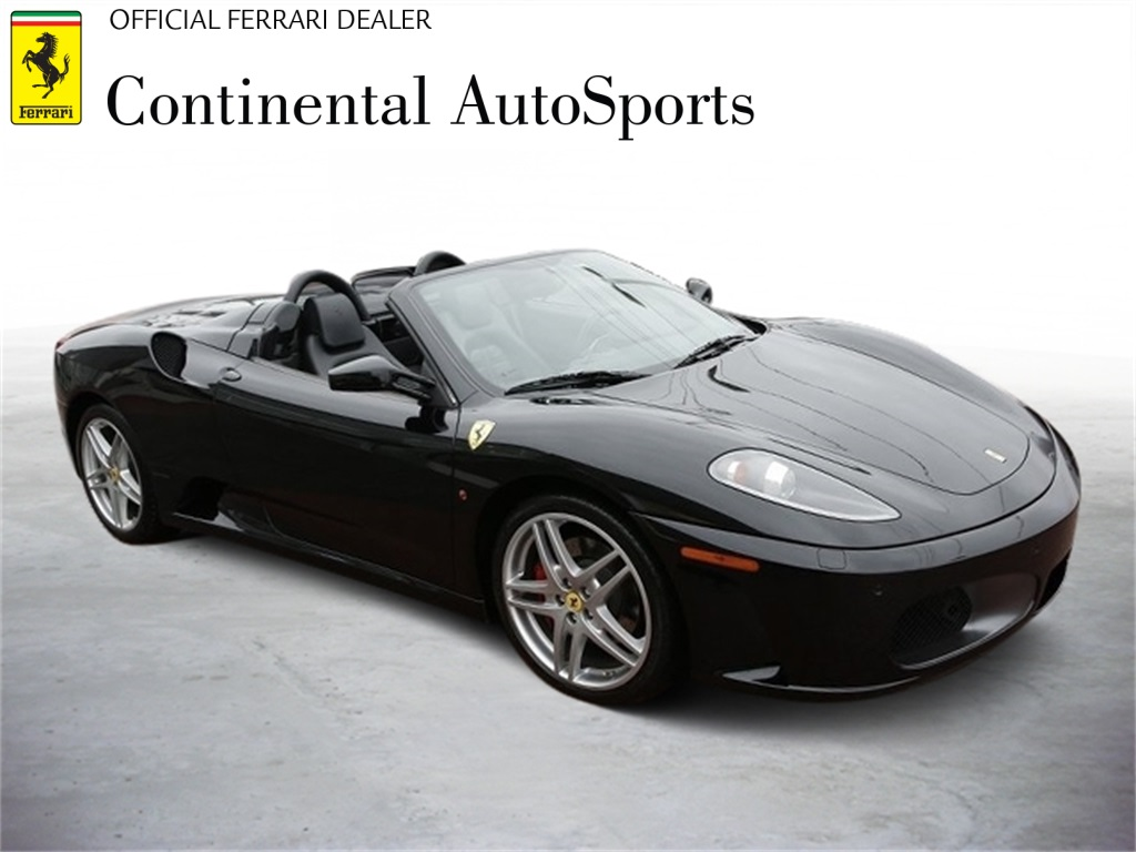 Certified Pre-Owned 2007 Ferrari F430 Spider